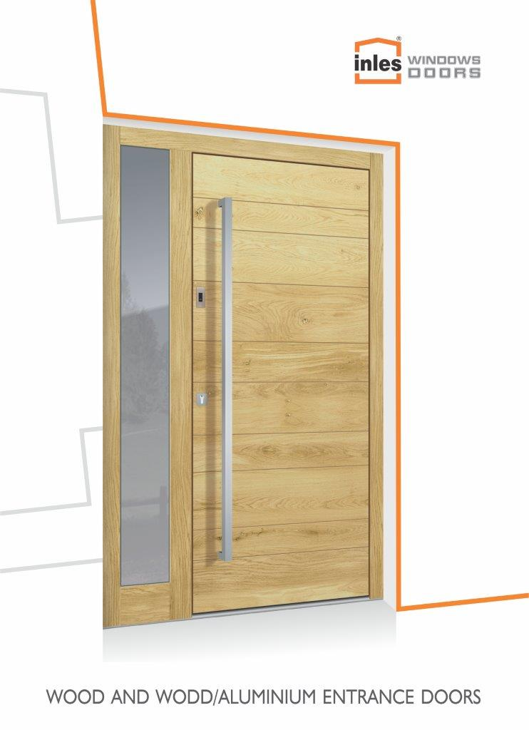 Wood, wood-alu doors 2020